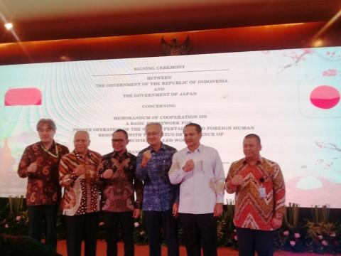 Indonesia Gandeng Jepang Hadapi Bonus Demografi