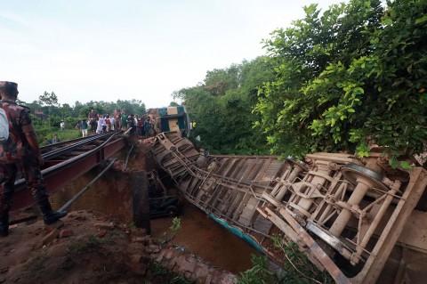 Kecelakaan Kereta di Bangladesh Tewaskan 5 Orang