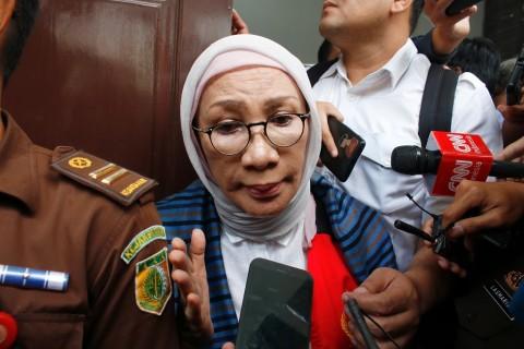 Ratna Sarumpaet Berharap Keadilan