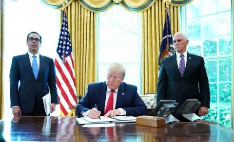 Iran Sebut AS Tidak Bisa Berdiplomasi