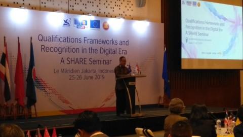 Standar Kualifikasi Pendidikan Tinggi ASEAN Diharmonisasi