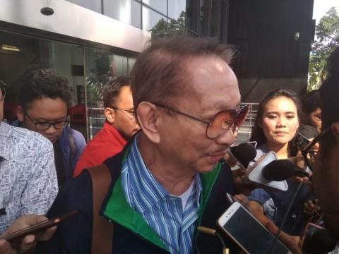 Taufiq Effendi Dikulik Soal Rapat KTP-el di Komisi II