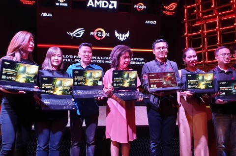 ASUS Perkenalkan ROG Zephyrus Versi AMD