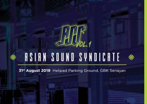 Ramengvrl dan Tuan Tigabelas Tampil di Asian Sound Syndicate Vol. 1