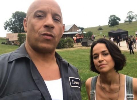 Vin Diesel Bagikan Situasi Syuting Perdana Film Fast and Furious 9