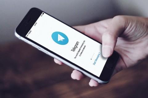 Telegram Bisa Lacak Orang Sekitar