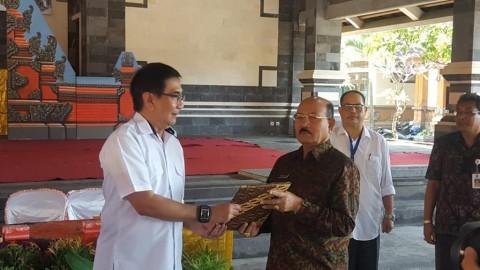 Kementerian PUPR Bedah 3.000 Unit Rumah di Bali
