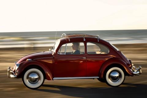 Desain Volkswagen Beetle Sempat Diperebutkan