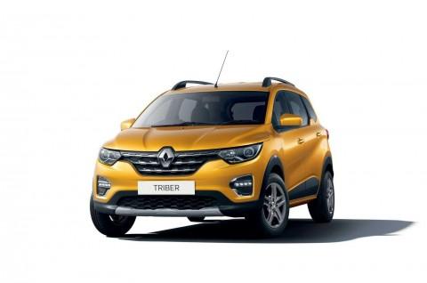 Rencana Ekspor Renault Triber ke Indonesia