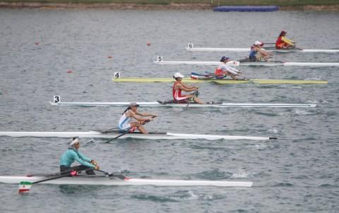 Jelang SEA Games, Atlet Dayung Bekasi Sabet Dua Emas di Thailand
