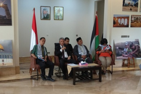 Palestina Kecam Konferensi 'Kesepakatan Abad Ini' di Bahrain