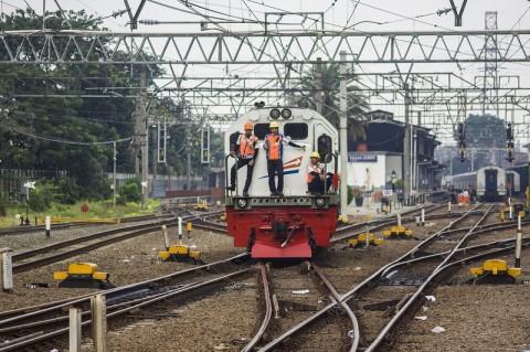 Stasiun Terisi akan Kembali Beroperasi