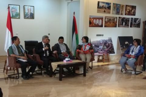 Dubes Palestina Tegaskan Tolak 'Kesepakatan Abad Ini'