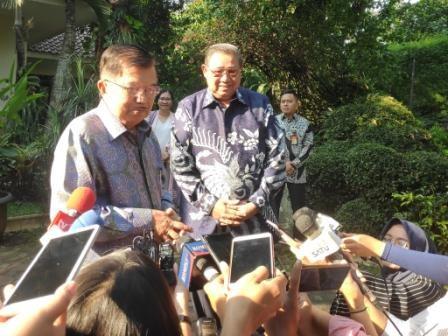 SBY Masih Menata Hati