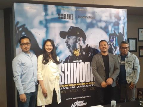 Mike Shinoda Konser di Jakarta September 2019