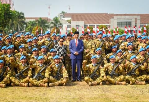 Penjaga Perdamaian Dibutuhkan Ketika Tak Ada Solusi Politik