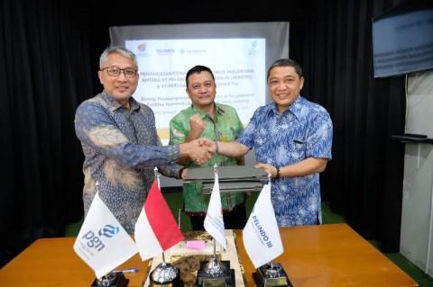 PGN dan Pelindo III Sinergi Bangun Terminal LNG di Tanjung Perak