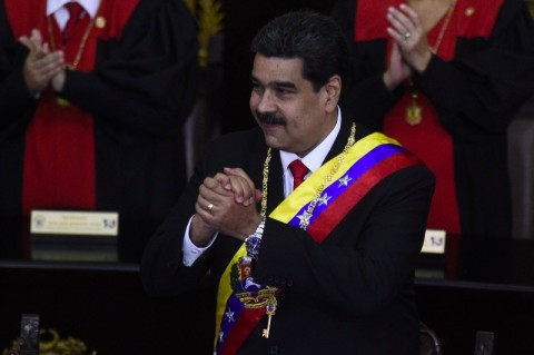 Pemerintah Venezuela Klaim Gagalkan Rencana Kudeta