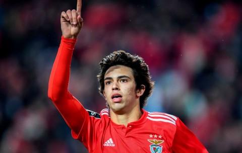 Benfica Umumkan Penawaran Atletico untuk Joao Felix