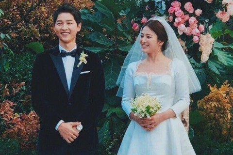 Song Joong Ki Gugat Cerai Song Hye Kyo