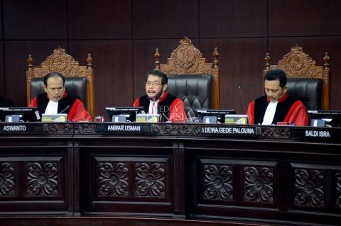 Ketua MK: Putusan Jangan Jadi Ajang Hujat dan Fitnah