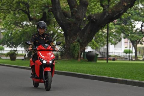 Siap-Siap! Motor Listrik Gesits Dikirim Perdana Juli Nanti