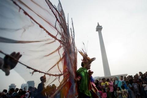 Jakarnaval 2019, Puncak HUT ke-492 Kota Jakarta