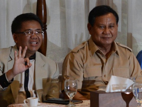 Prabowo Masih Cari Celah Langkah Hukum