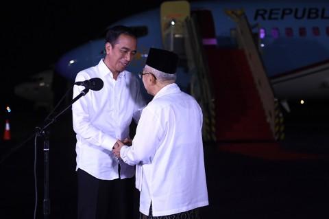 Jokowi: Tidak Ada Lagi 01-02, yang Ada Persatuan Indonesia