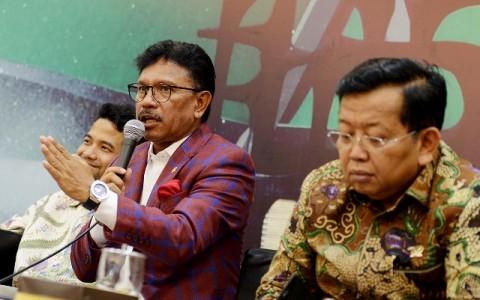 NasDem Siapkan Kandidat Pimpinan DPR