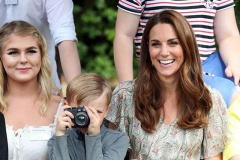 Kate Middleton Mendapatkan Tugas Baru dari Ratu Elizabeth