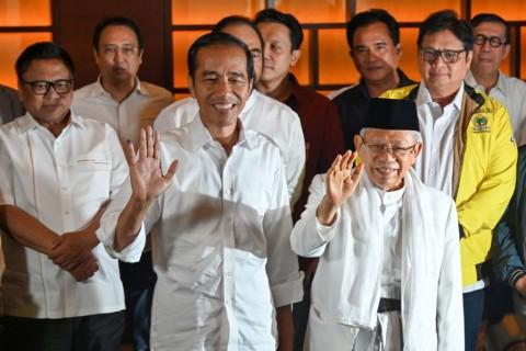 Kadin Sambut Positif Jokowi Terpilih Kembali Jadi Presiden