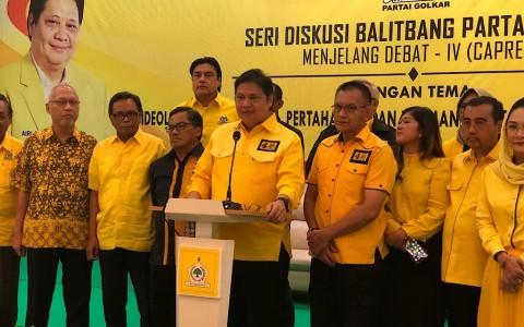 Putusan MK Perkuat Legalitas Kemenangan Jokowi-Ma'ruf