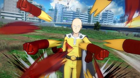 Bandai Namco Garap Game One Punch Man