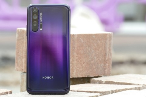 Bocoran Terbaru Honor 20 Pro