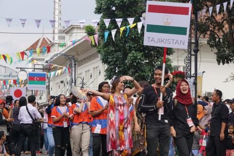 Besok, Bandung Gelar Festival Peringatan Asia Afrika ke-62