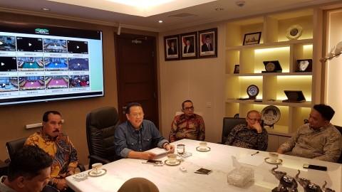 Bamsoet Apresiasi Sikap Legawa Prabowo
