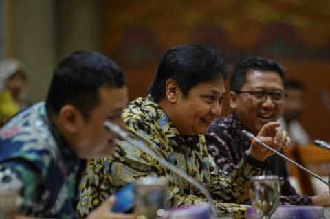 Golkar Janji Konsisten Dukung Jokowi-Ma'ruf