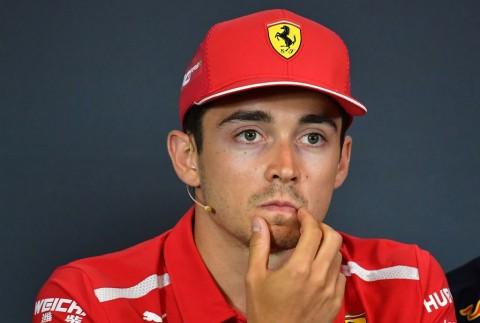 Lerlerc Pesimis Ferrari Bisa Saingi Marcedes di GP Austria