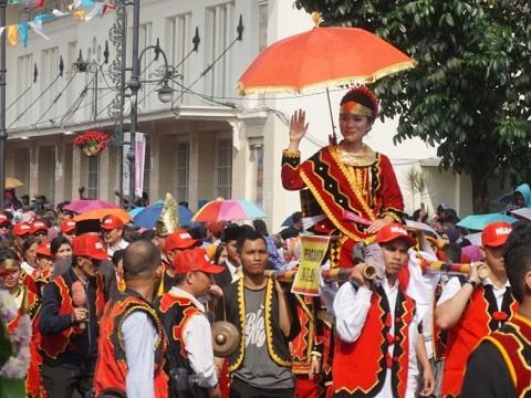Jalan di Bandung yang Bakal Ditutup Selama Festival Peringatan KAA