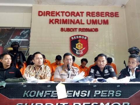 Lima Pembobol ATM di Tangerang Ditangkap