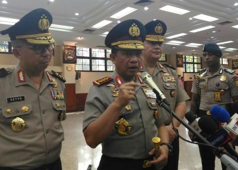 Kapolri Pastikan Indonesia Aman Pascaputusan MK