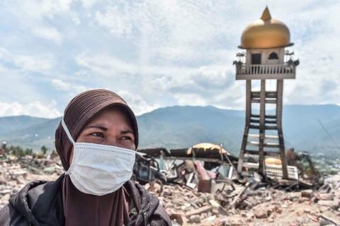 Jokowi-Ma'ruf Diminta Selesaikan Masalah Pascabencana Sulteng