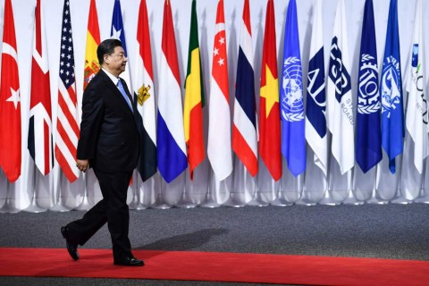Imbauan Presiden Tiongkok di KTT G20