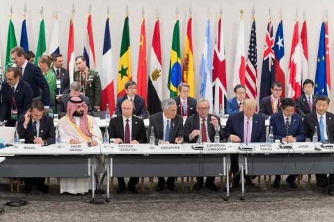 Resmi Dibuka, KTT G20 Fokus ke Ekonomi Global