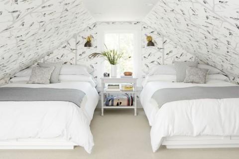 Kombinasi Warna Cat Rumah Hijau Tua  perpaduan warna abu abu untuk dekorasi rumah
