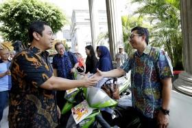 1.200 Pengusaha Ramaikan Semarang Great Sale