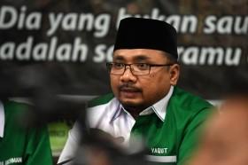 GP Ansor Dukung Rekonsiliasi Jokowi-Prabowo