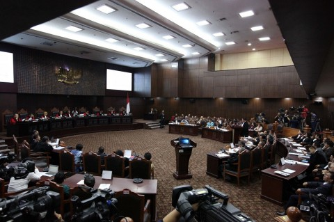 Tudingan MK Tak Lakukan <i>Judicial Activism</i> Keliru
