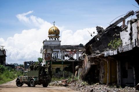 ISIS Klaim Bunuh Lima Orang di Filipina Selatan